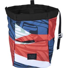 Snap Big Chalk Bag, Multicolor